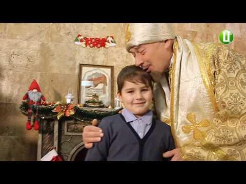 Поділля-центр: Гостина Святого Миколая запрацювала на суспільному телебаченні хмельницького