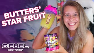 Butters' Star Fruit G FUEL