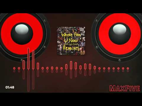 Skrillex and Diplo - Where Are Ü Now with Justin Bieber [Bass Boost]