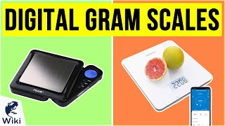 10 Best Digital Gram Scales 2020