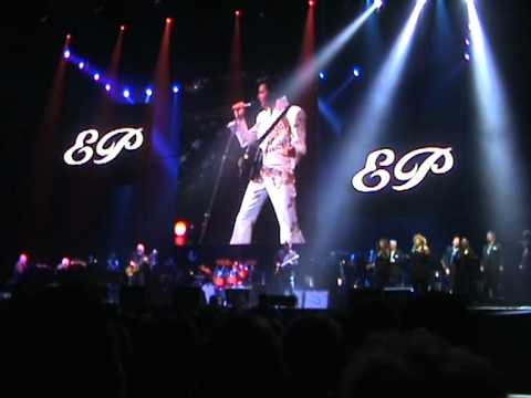 Elvis Presley In Concert - Copenhagen, March 24, 2012