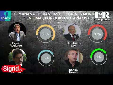 Entrevista a Humberto Lay en SIGRID.PE