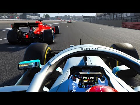 LAST TO ? CHALLENGE - Lewis Hamilton F1 2019 British GP Challenge