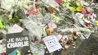 FRANCE:CHARLIE HEBDO MEMORIAL