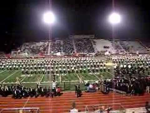 Texas Tech Band in San Antonio-3 - YouTube