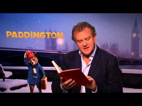 PADDINGTON- 'A Bear Called Paddington' Reading Featurettes - Hugh Bonneville