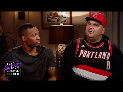 Damian Lillard, Trail Blazers All-Star and favored son of Oakland, gets rapped by Shaq