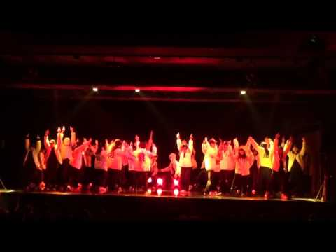 Middle School Hiphop number / AWESOME vol.11 法政大学 ダンスサークル HSD イベント
