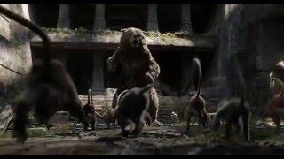 Книга джунглей - русский трейлер