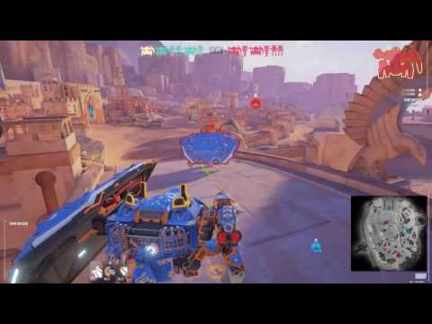 Project Echo Knights of the Future alpha gameplay