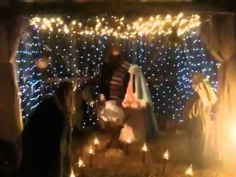 My Life-Size Christmas Nativity 2011