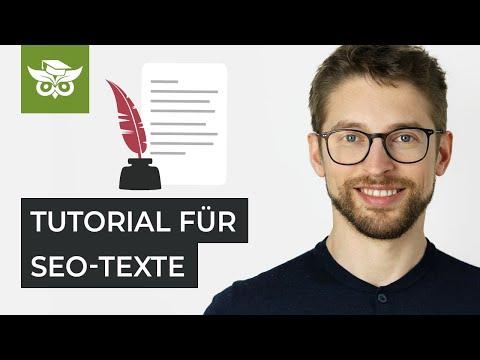 SEO-Texte schreiben lernen: So rankt dein Content für +100 Keywords