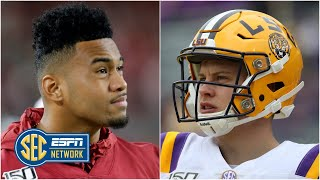 LSU vs. Alabama will be an all-out brawl - Greg McElroy | Thinking Out Loud