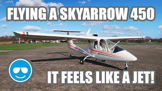 Flying the Sky Arrow 450 - Flying Microlight and Light Sport Aircraft - S01 E03