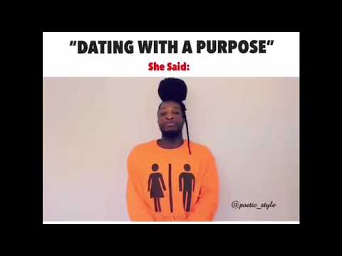 dating with a purpose meme