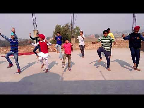 Arshad Goria Bhangra cocah Goria Dance unit (Regd ) Barnala student