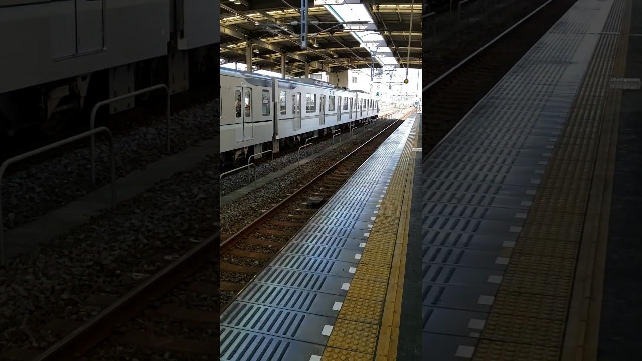 Tobu Skytree Line: From Koshigaya Station to Kita-Koshigaya Station