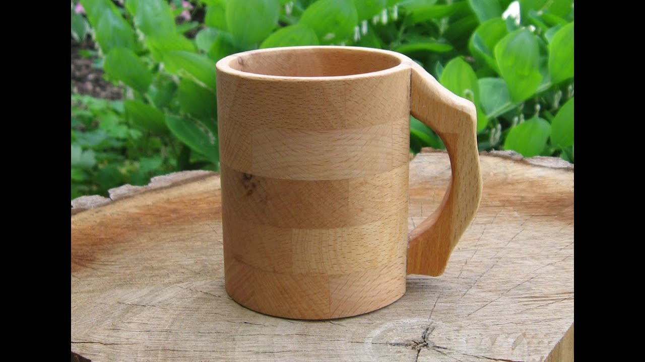 Scroll Saw Mug - YouTube