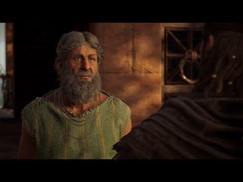 Assassin's Creed Odyssey. #26. Миссии ведьмы и старого наемника