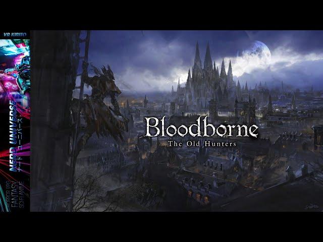 BloodBorne - The Old Hunters #8 Waldspaziergang & Die Schatten von Yharnam ☬ Livestream Deutsch
