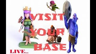 Clash of Clans bd live stream.review base.