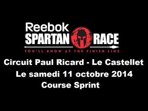 Spartan Race 2014 au Circuit Paul Ricard du Castellet  (FRANCE)