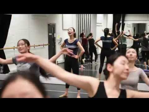 [UKCPA] Chinese classical dance class 'Xiang He Ge' part 3