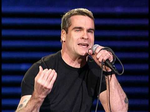 Henry Rollins -