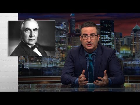 Download Youtube: Harding: Last Week Tonight with John Oliver (HBO)