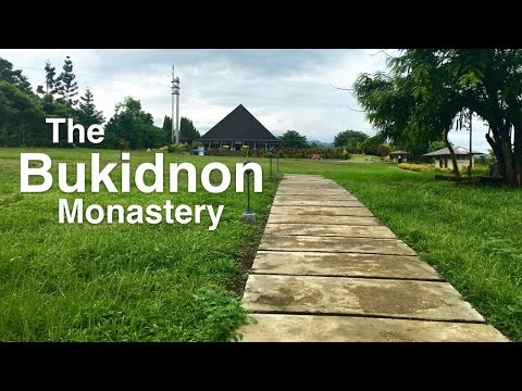 The Bukidnon Monastery: A Weekend of Calmness