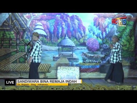 LIVE SANDIWARA BINA REMAJA INDAH | EDISI MALAM | MANGGUNGAN - TERISI | 15 OKTOBER 2018