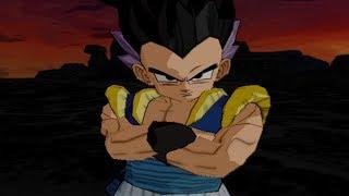Gotenks all Forms - Dragon Ball Z Budokai Tenkaichi 3 (MOD)