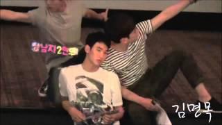 Video Kim Soo Hyun's hilarious moves download MP3, 3GP, MP4, WEBM, AVI, FLV Januari 2018