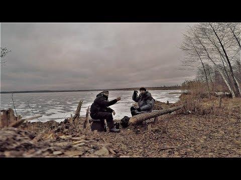 Зимняя Рыбалка. Первый