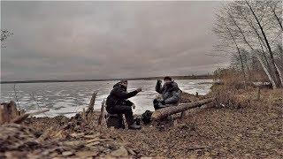 Зимняя Рыбалка. Первый Лёд. Поймали ЧУЧУНДРУ! Подругу Рикки-Тикки-Тави.