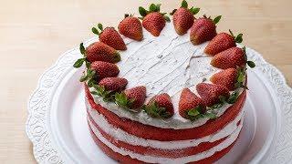 Вкусный, быстрый, летний торт ПРОСТО И ПО ПРАЗДНИЧНОМУ