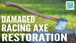 Baixar Damaged Racing Axe Restoration