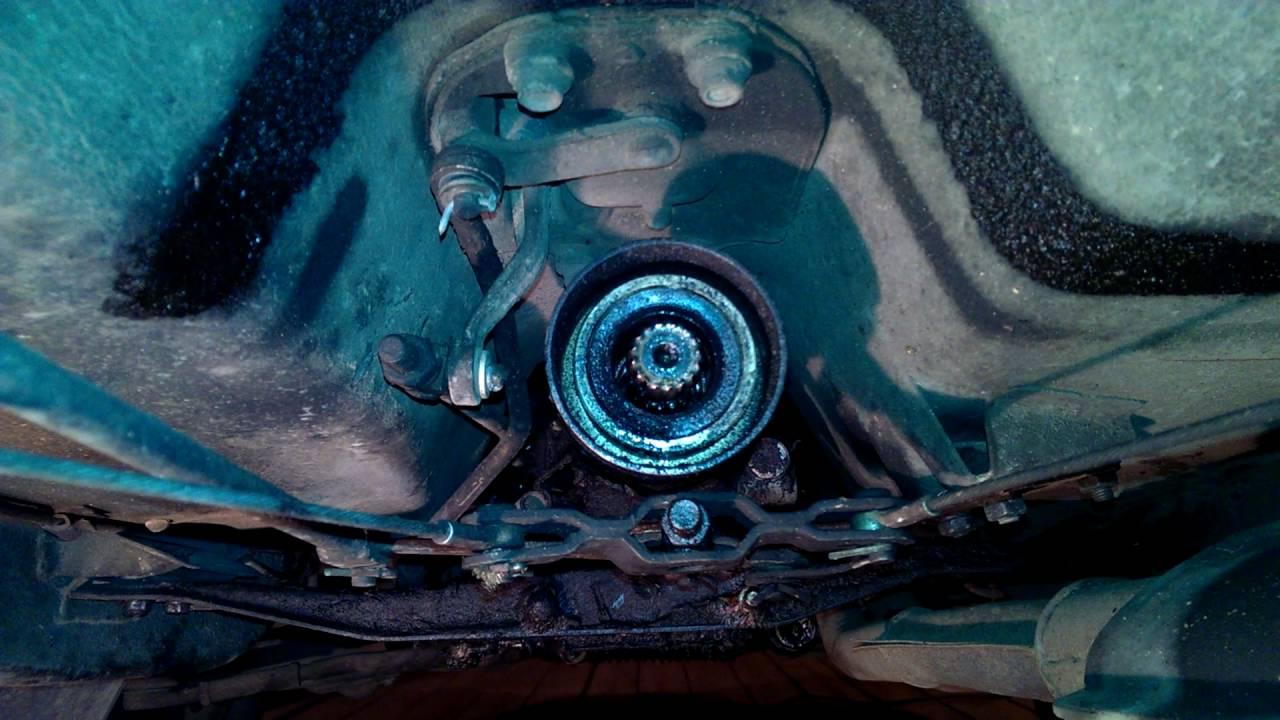 Передний кардан Rexton II 270
