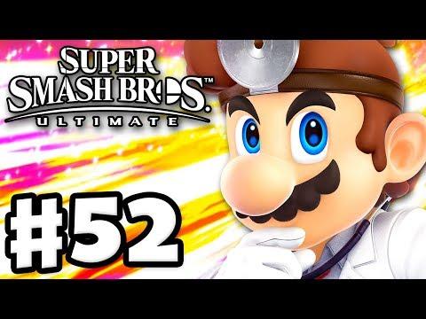 Dr. Mario! - Super Smash Bros Ultimate - Gameplay Walkthrough Part 52 (Nintendo Switch) thumbnail