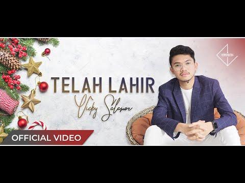 VICKY SALAMOR - Telah Lahir (Official Music Video)