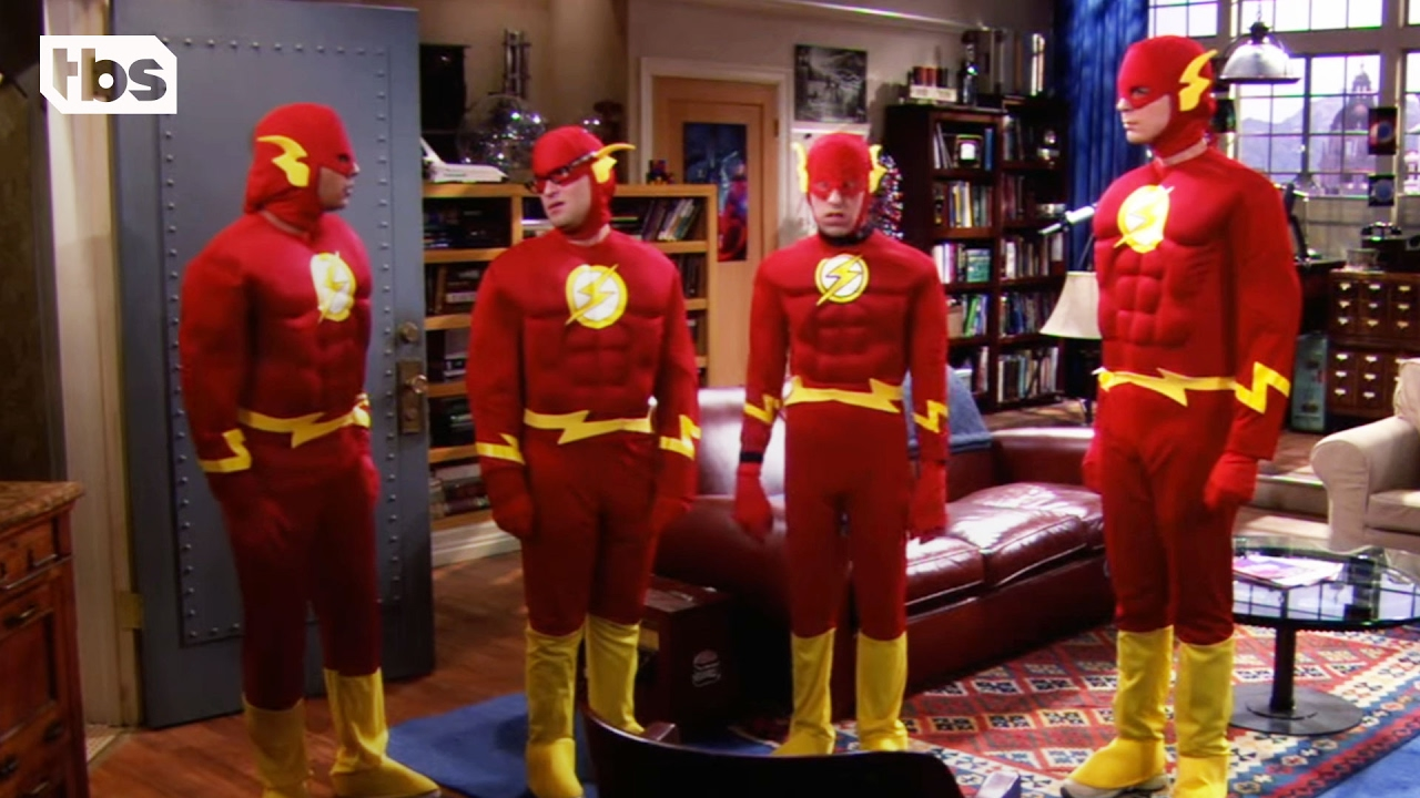 Costumes | The Big Bang Theory | TBS & Costumes | The Big Bang Theory | TBS - YouTube