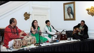 A Musical Presentation of the Festivals and Linguistic Diversity at the Embassy on April 9, 2015