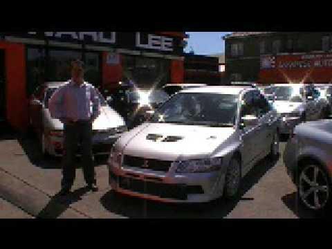 lancer evo vii turbo review edward lees japanese auto centre