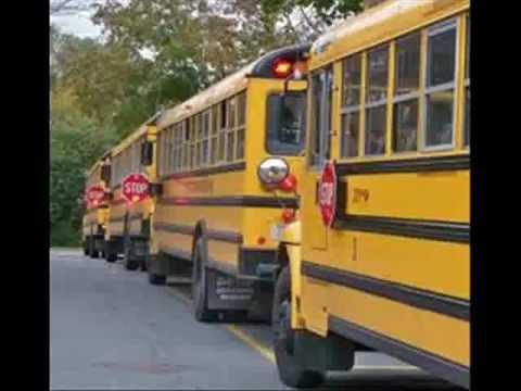 The ( School Bus)  Danger Zone Song