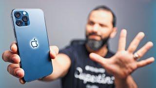 5 حاجات ابل عملتها صح في iPhone 12 !
