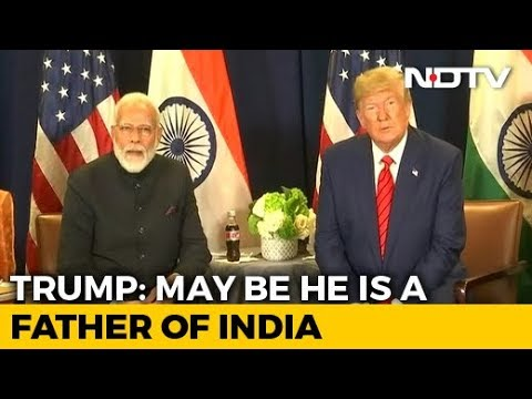 PM Modi Like Elvis, Can Call Him 'Father Of India', Says Donald Trump