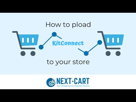 How to upload KitConnect to your store