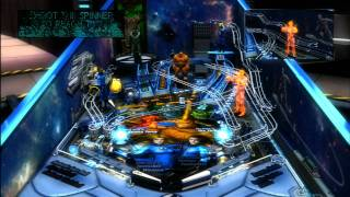 Classic Game Room - FANTASTIC 4 Pinball Table for Pinball FX 2 review