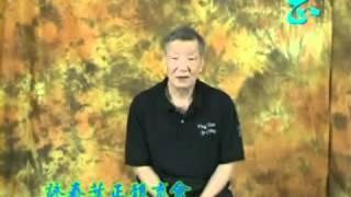 Grandmaster Ip Ching 葉正 doing Sil Lim Tao, Chum Kil, Bil Jee