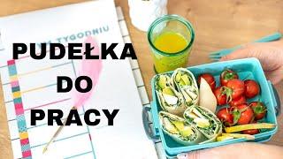 3 MEGA PUDEŁKA DO PRACY!!! - Zamiast kanapki do pracy | Ugotowani.tv HD